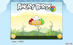screenshot Angry Birds