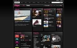 screenshot BBC iPlayer