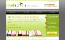 screenshot booksprouts