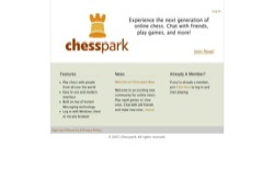 screenshot Chesspark