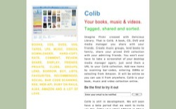 screenshot Colib