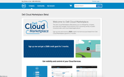 Dell Cloud Marketplace