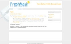 screenshot FreshMash