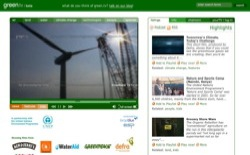 screenshot green.tv