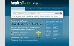 screenshot HealthBase