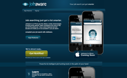 screenshot JobAware