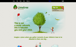 screenshot Limetree