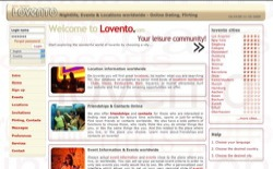 screenshot Lovento