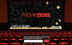 screenshot Moviepass