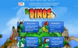 screenshot MyDinos