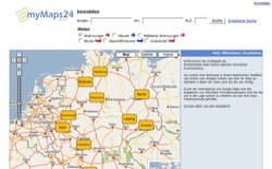 screenshot myMaps24