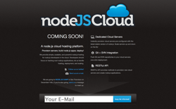 screenshot nodeJsCloud