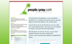 screenshot people2pray