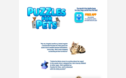 screenshot Puzzlenation Puzzles for Pets