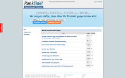 screenshot RankSider