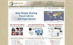 screenshot RealTravel