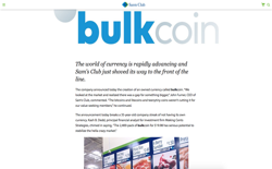 screenshot Bulkcoin