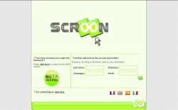 screenshot ScrOOn