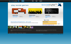 screenshot Socialcyte