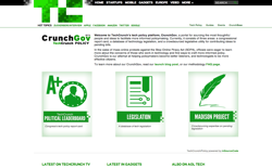 screenshot CrunchGov