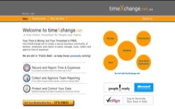 screenshot timeXchange