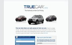 screenshot TrueCar