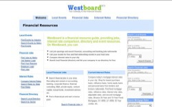 screenshot Westboard