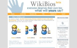 screenshot WikiBios