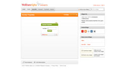 screenshot Wolfram|Alpha Number Properties